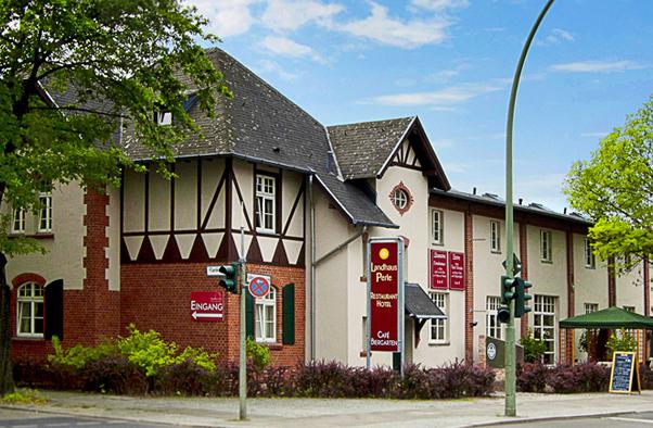 Landhaus Aussen